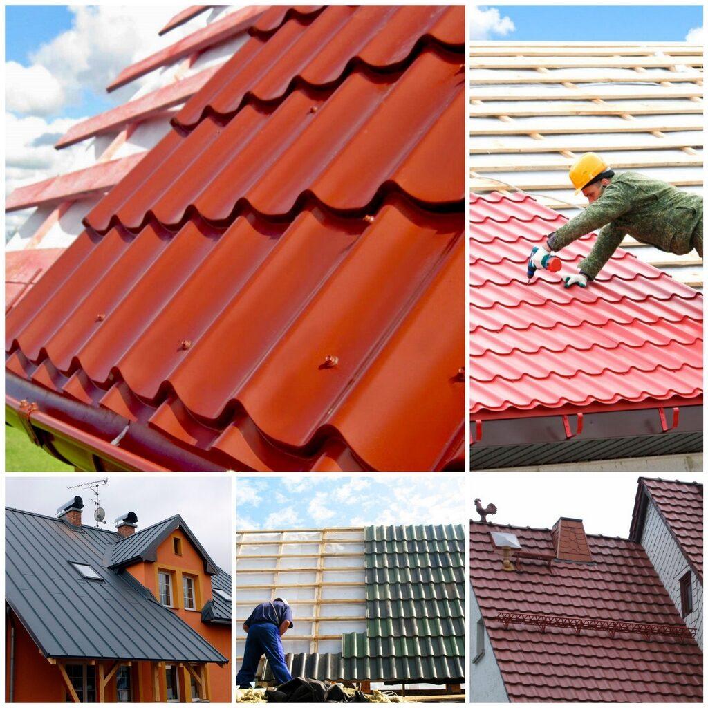 Для какой крыши использовать металлочерепицу?