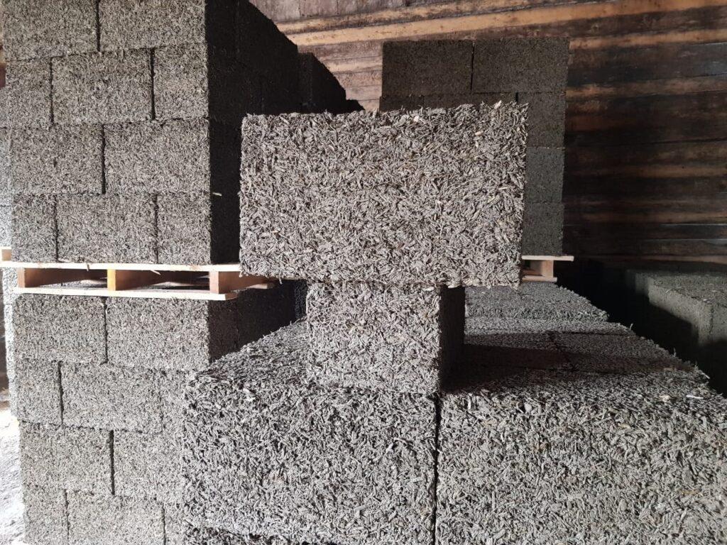 Экологически чистый строительный материал Арболит