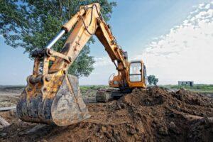Экскаваторы - машины для любых земляных работ