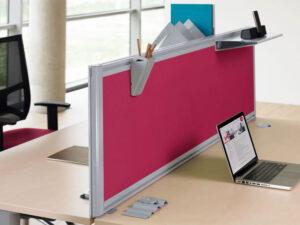 Настольный офисный экран - оптимальное решение